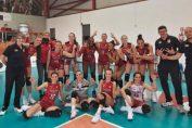 Dinamo a cucerit medaliile de bronz ale campionatului 2020/ 2021
