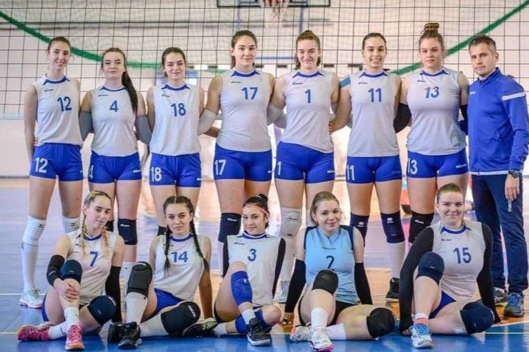 Echipa de junioare CTF Mihai I