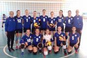 Echipa de junioare LPS Cluj, pentru campionatul 2020/ 2021