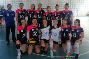 Echipa de junioare Medicina Târgu Mureș în campionatul 2020/ 2021