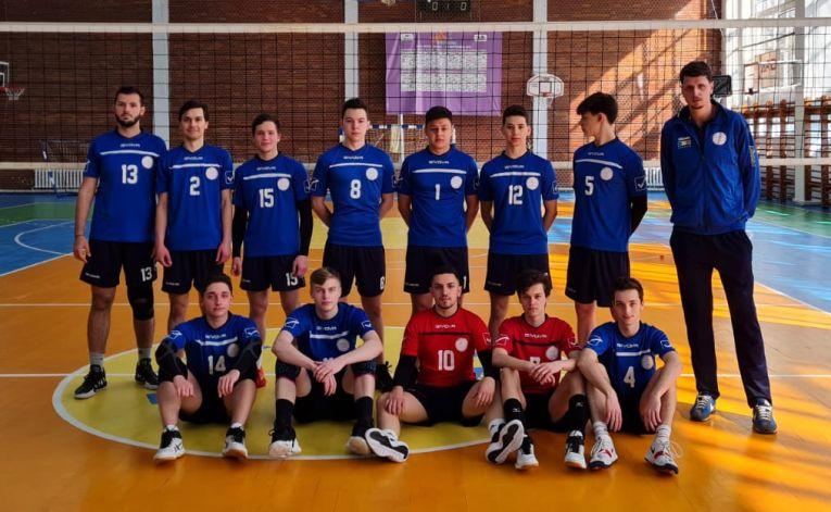 Echipa de juniori CSS Arcada Galați pentru campionatul 2020/ 2021