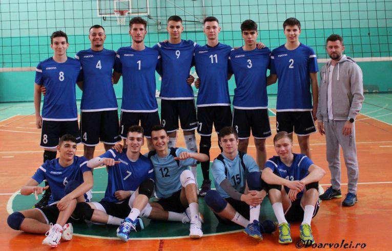 Echipa de juniori CTF Mihai I în campionatul 2020/ 2021