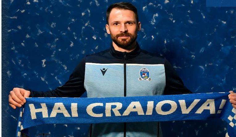 Laurențiu Lică va juca și în sezonul 2021/ 2022 la SCMU Craiova