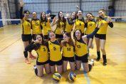 Echipa de cadete LPS Bihorul Oradea