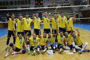 CTF Mihai I e câștigătoarea ediției 2020/ 2021 a campionatului de volei pentru juniori