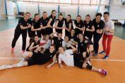 Naționala feminină Under 16 a României a plecat cu optimism la meciul de calificare din Croația