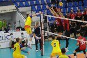 Rareș Bălean a realizat 23 de puncte contra Elveției