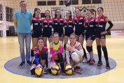 Echipa de speranțe ACS Supervolei 2017 Oradea pentru campionatul 2020/ 2021