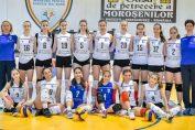Echipa de cadete CSM București, la turneul final al campionatului de cadete