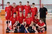 Echipa de cadeți LPS Bistrita pentru campionatul 2020/ 2021