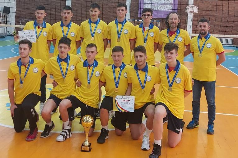 Echipa de cadeți CTF Mihai I, campioană națională în ediția 2020/ 2021
