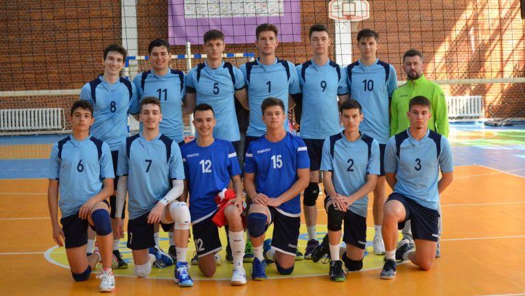 Echipa de juniori CTF Mihai I din campionatul 2020/ 2021