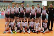 Echipa de junioare Dinamo, la turneul semifinal de la Lugoj