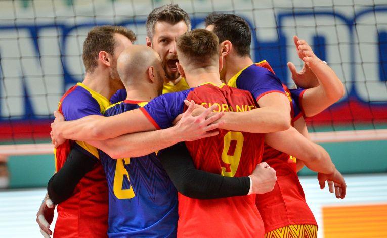 Bucuria românilor după un punct câștigat în fața Albaniei