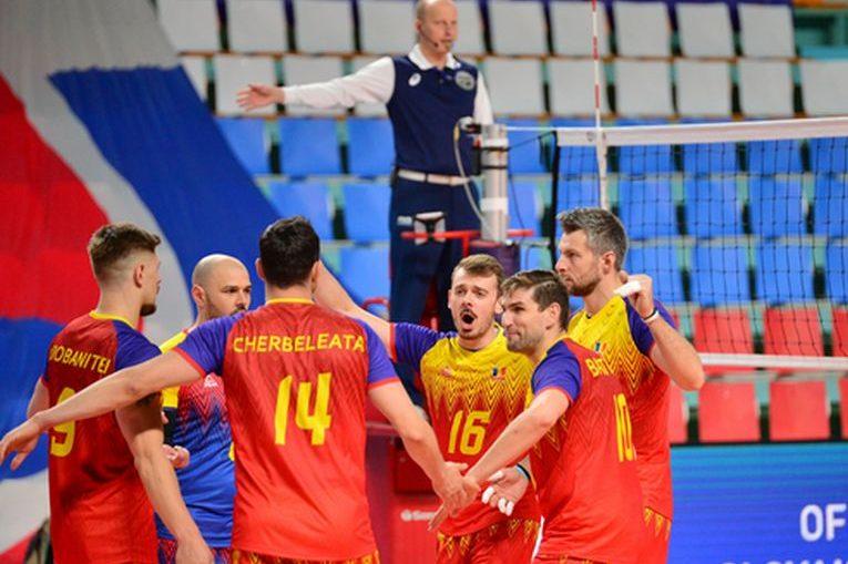 Naționala României a câștigat cu 3-0 în fața Albaniei