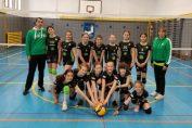 Echipa de minivolei Alpha Sibiu