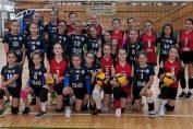 Echipele de minivolei CSV Craiova și Muscel Câmpulung Muscel s-au calificat în semifinalele campionatului feminin de minivolei