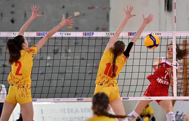 România și Croația au fost adversare și în turneul de calificare