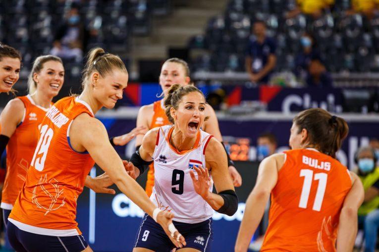 Olanda a terminat pe locul 2 în Grupa D a Campionatului European