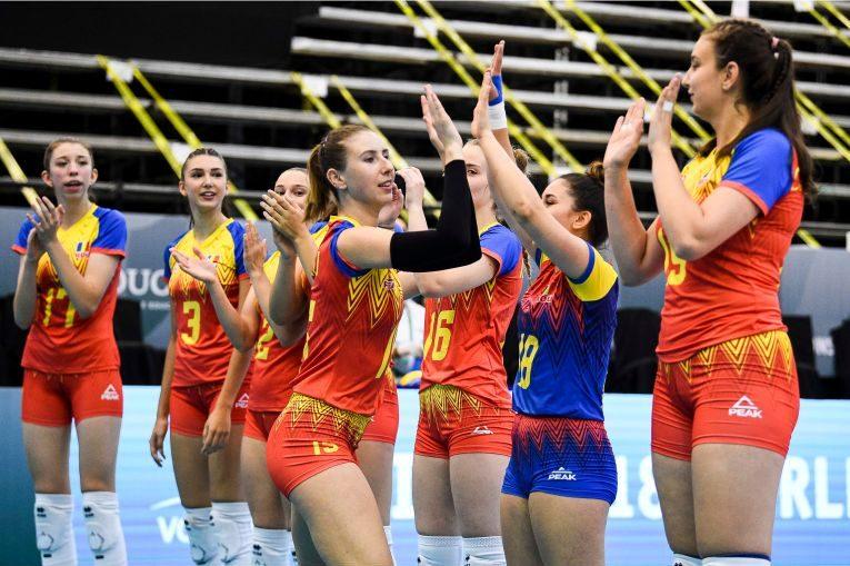Nationala Romaniei este in optimi la Campionatul Mondial U18