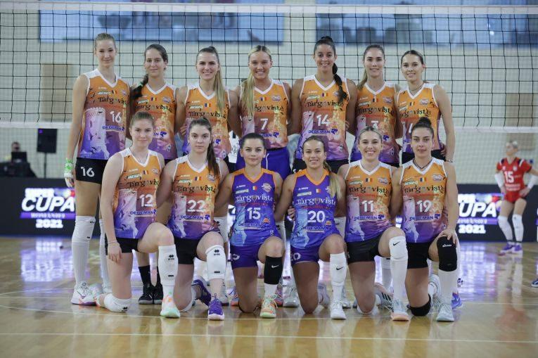 CSM Târgoviște, înaintea Supercupei României 2021