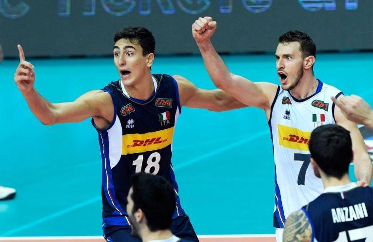 Italia s-a calificat în finala Campionatului European 2021