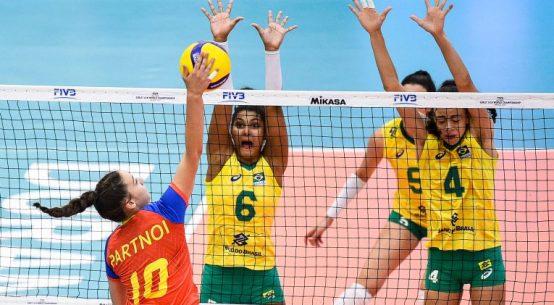 Paula Partnoi în atac contra Braziliei