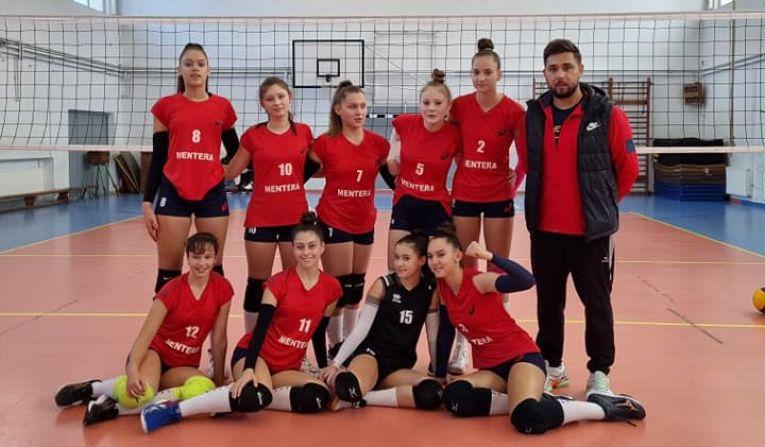 Echipa de cadete CSS Turda pentru sezonul 2021/ 2022