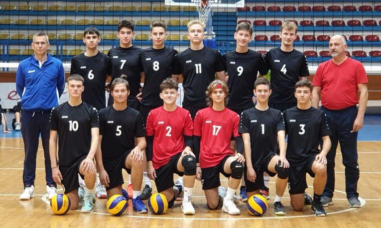Echipa de cadeti LAPI Dej pentru sezonul 2021/ 2022
