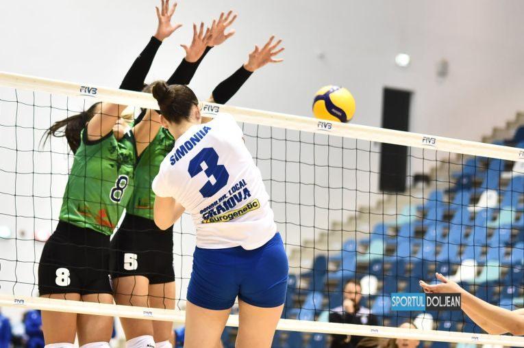 SCMU Craiova a fost învinsă acasă de CSM Lugoj