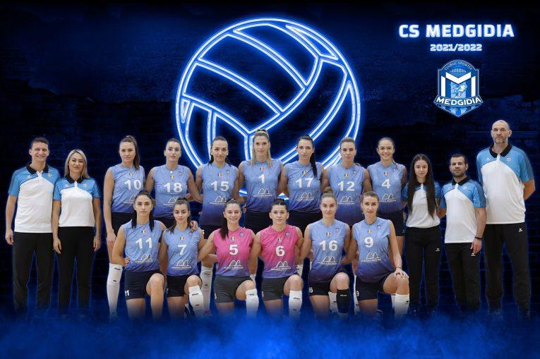 CS Medgidia pentru sezonul 2021/ 2022