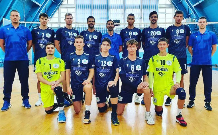 Olimpia Titanii, echipa pentru campionatul 2021/ 2022