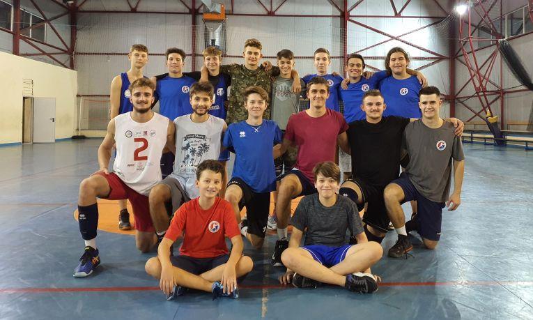 Provolei Arad e gata de startul campionatului Diviziei A2