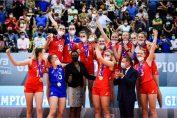 Naționala Rusiei este noua campioană mondială Under 18 (FOTO: FIVB)