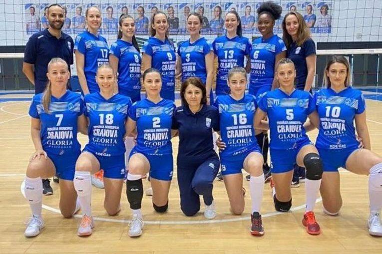 Echipa feminină SCMU Craiova